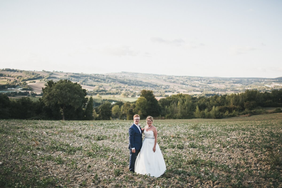 Anthony and Rebecca Castello di montignano wedding photography destination wedding photographer Italy european europe uk based