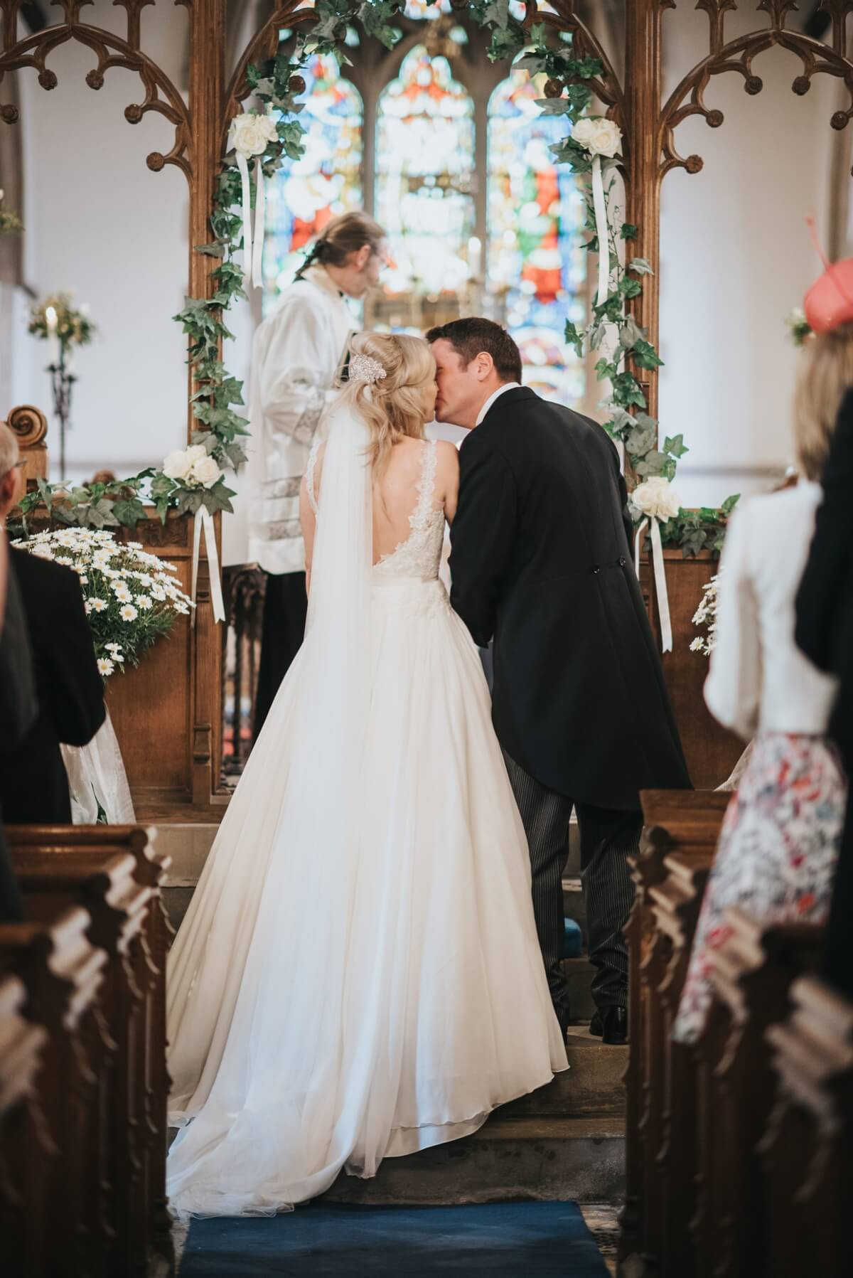 George and Laura Lincolnshire wedding photographer lincoln photography Saxby all saints Henry Lowther
