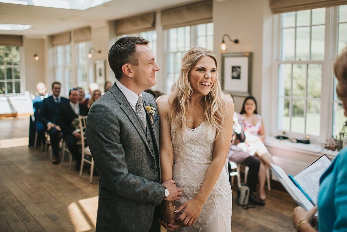 Peak district wedding photographer Losehill hotel wedding photography