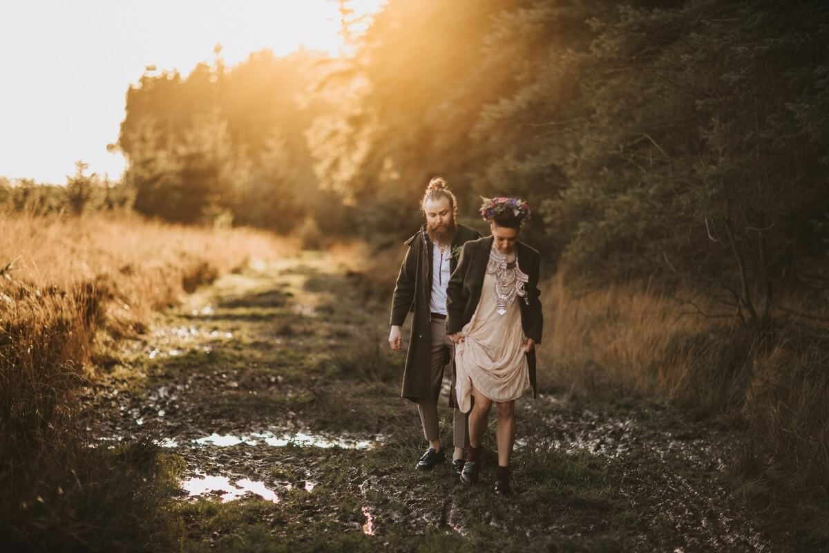 Elopement photographer Yorkshire wedding photography Henry Lowther