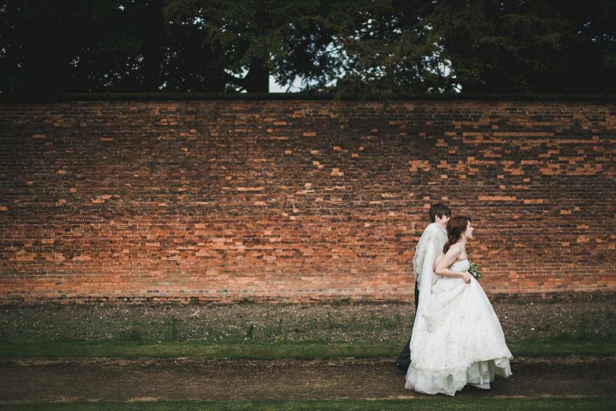 Annie and Paul Elsham Hall photography Lincolnshire wedding photographer Henry Lowther Scunthorpe Brigg