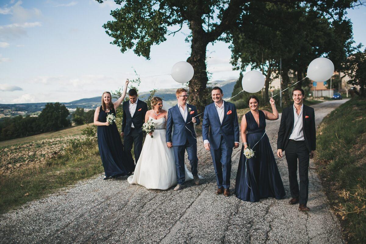 Anthony and Rebecca Castello di montignano wedding photography destination wedding photographer Italy european europe uk based