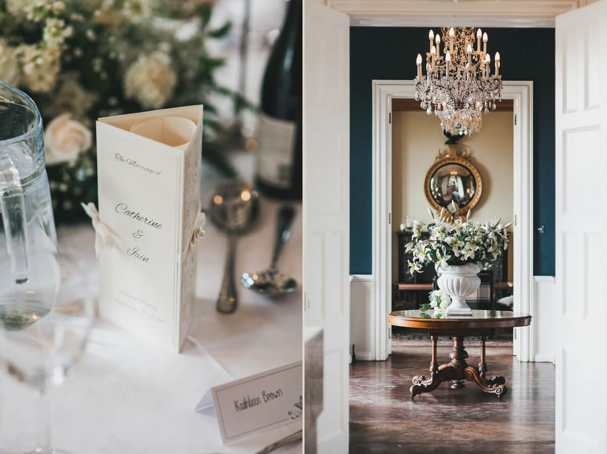 Iain and Catherine's Hodsock Priory wedding photographer blyth lincolnshire wedding photography Henry Lowther