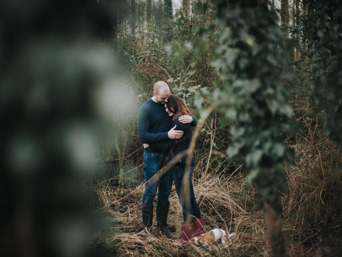 Phillip and Amy Lincolnshire wedding photography engagement shoot photographer couples