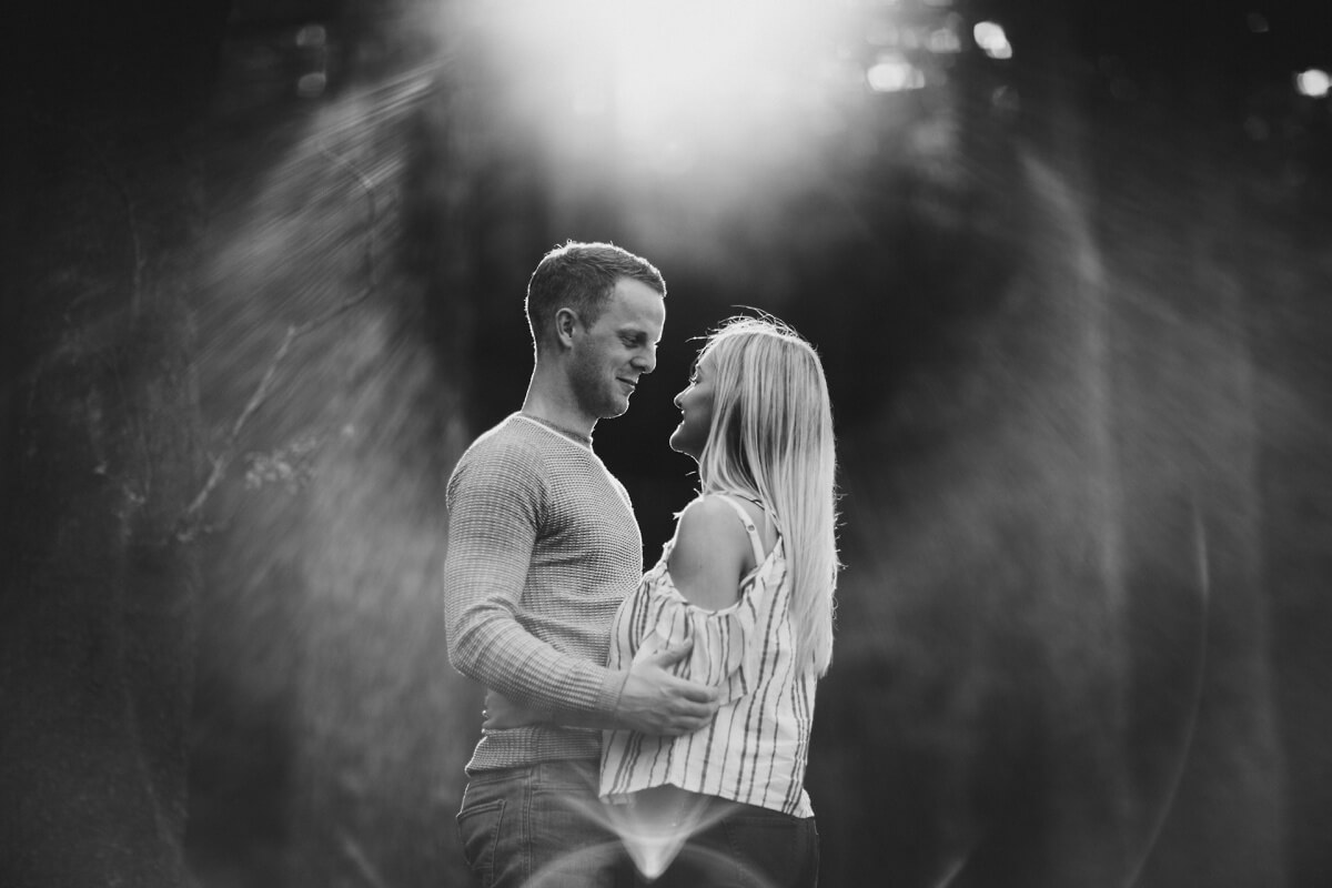 Scott and Jess lake district photographer engagement shoot windermere lincolnshire wedding photography