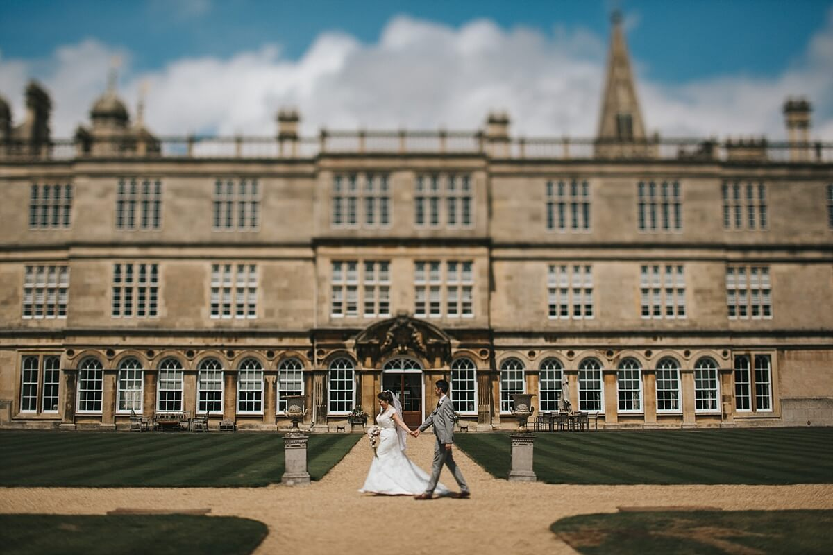 Burghley House wedding photographer Stamford wedding photographer Lincolnshire
