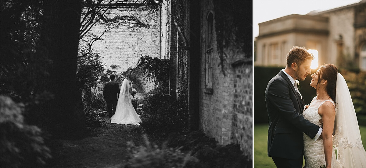 Saltmarshe Hall photographer Yorkshire wedding photography