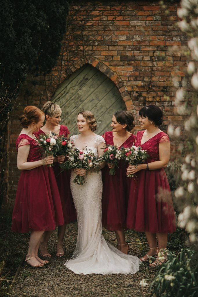 Irnham Hall wedding photographer Lincolnshire photography Henry Lowther
