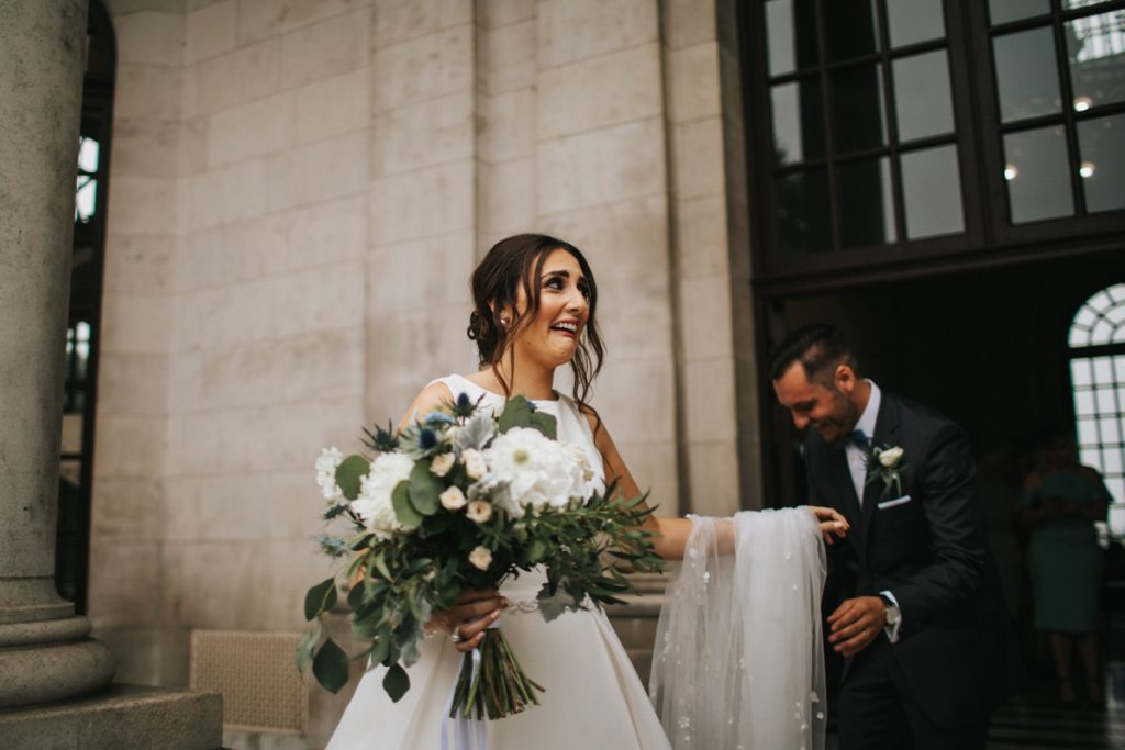 Ashton Memorial wedding Lancaster wedding photographer