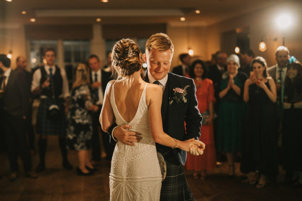 Peak District wedding photographer Losehill house wedding photography
