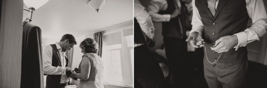 Duntreath Castle wedding photographer Glasgow wedding photography Elopement Scotland