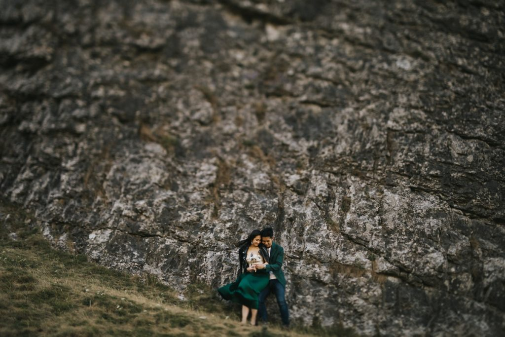 Peak District Proposal Derby wedding photography
