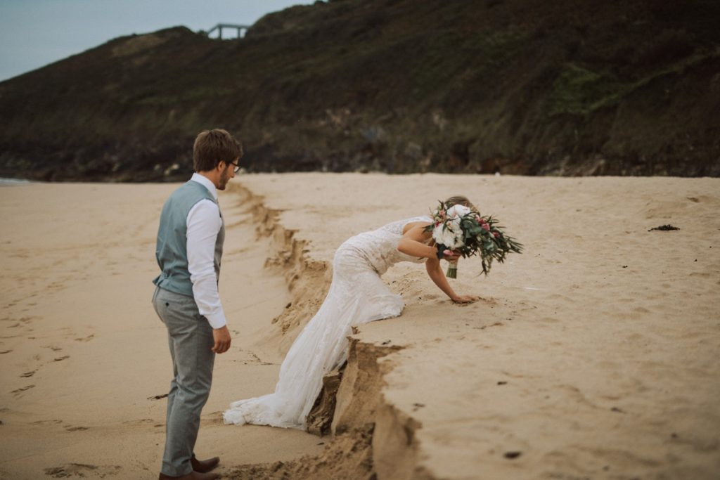 Carbis bay hotel wedding photographer St ives wedding photography Cornwall photographer