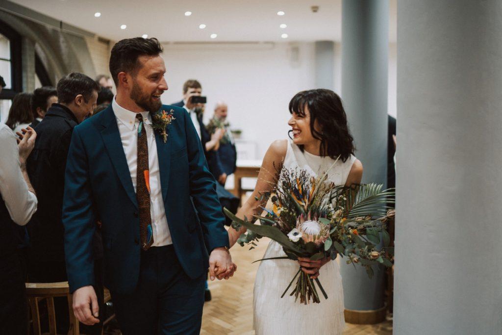 The Pumping House wedding Nottingjam wedding photographer