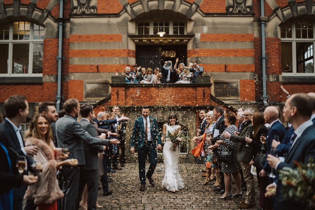 The Pumping House wedding Nottingjam wedding photographer